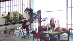 Aircraft Maintenance, Inspections, and Repair Services