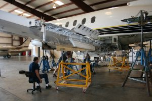 Aircraft Maintenance Services